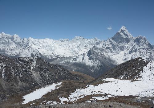 30. 6.  Three Passes - Nepál