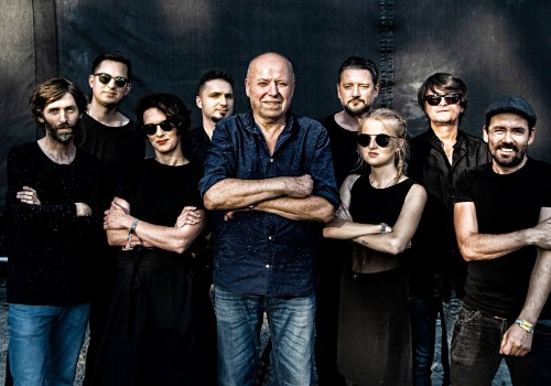 28. 9.  Michal Ambrož & Hudba Praha